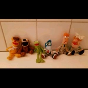 LAST CHANCE: Muppets Finger Puppets